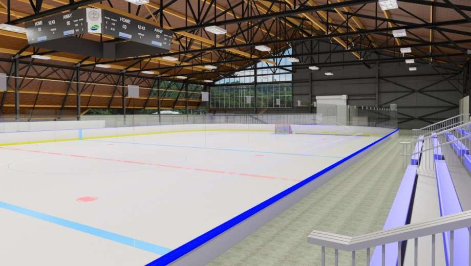 Ralph Walker Rink, New Haven, CT- MEP design project by DTC