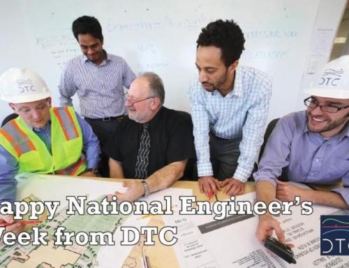 National Engineers Week at DTC