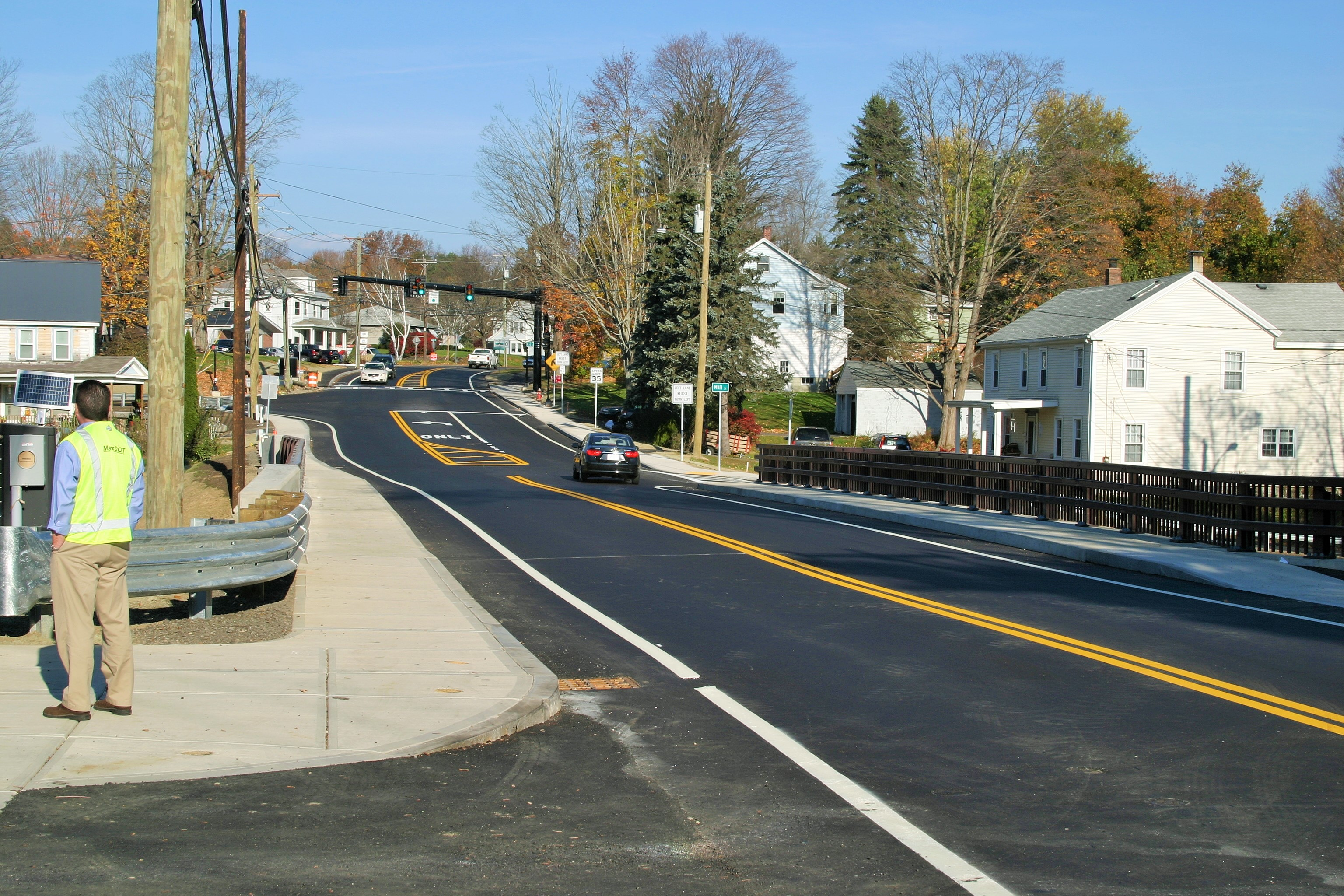 Easthampton - Current Road