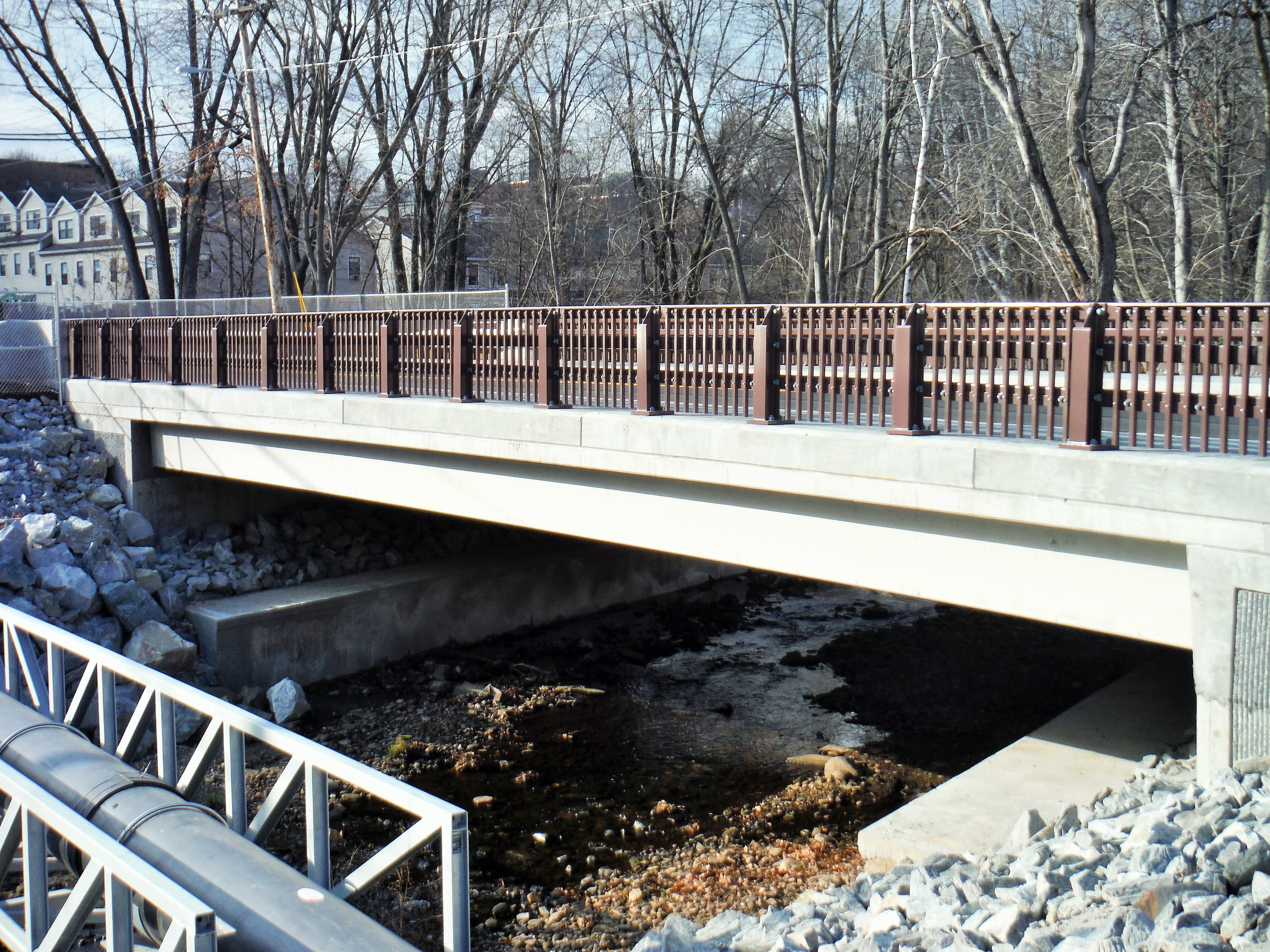 Monoosnoc Brook Bridge